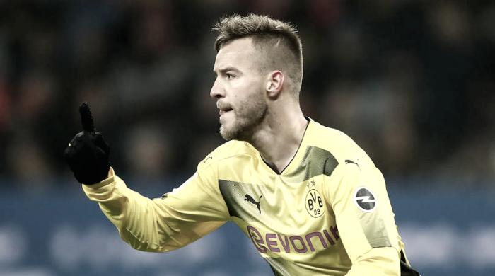 El Leverkusen aprovecha la mala racha del Dortmund sacando un empate en casa