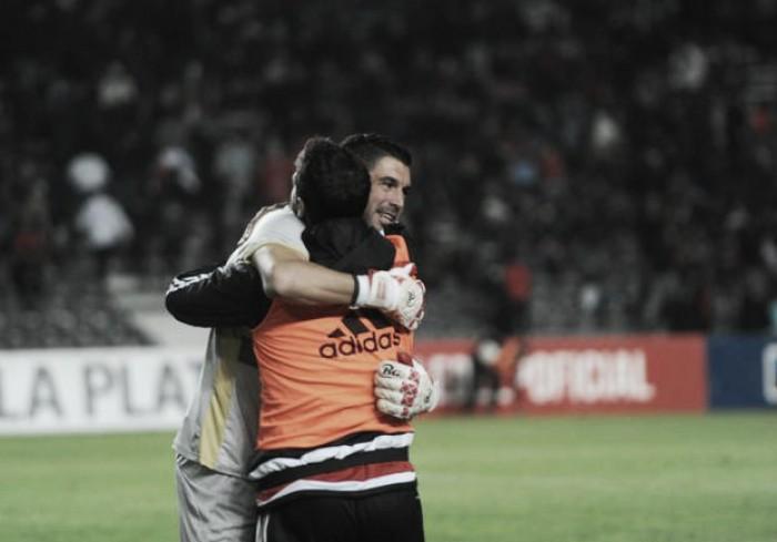 Las palabras de Andújar, Schunke y Rodríguez tras el empate de Estudiantes