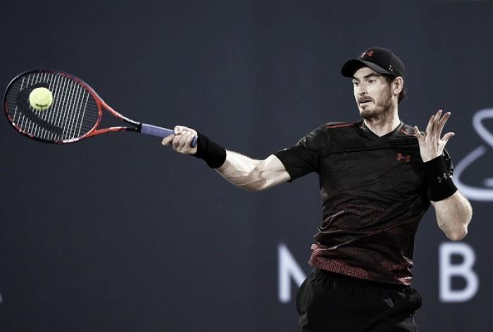 Andy Murray y Kei Nishikori, primeras bajas confirmadas para el Open de Australia