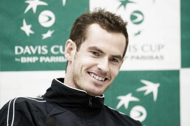 """Andy Murray: """"Nos merecemos la victoria"""""""