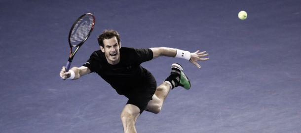 Murray sabe sufrir ante un mejorado Dimitrov