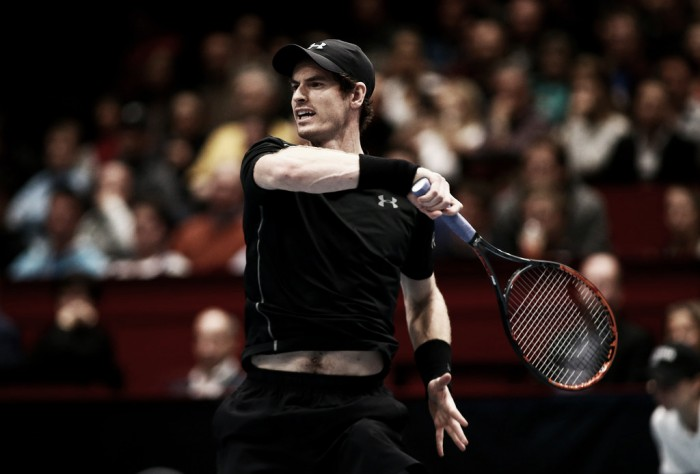 ATP Vienna: Andy Murray breaks down an inspired Martin Klizan