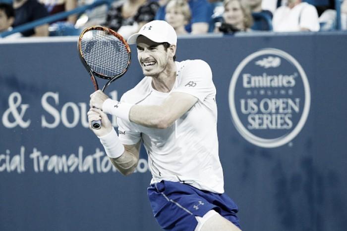 Na reedição da final de Wimbledon, Murray derrota Raonic nas semis em Cincinnati
