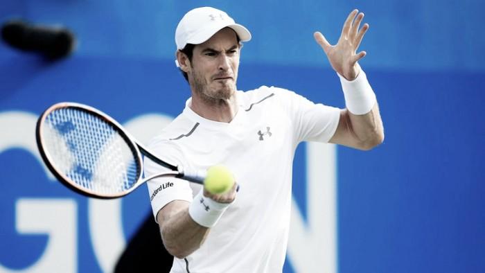 Queen's: Murray avança com dificuldades; Wawrinka e Gasquet são surpreendidos e caem