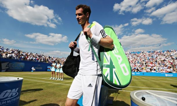 Queen's, Murray si libera di Muller. Oggi le semifinali