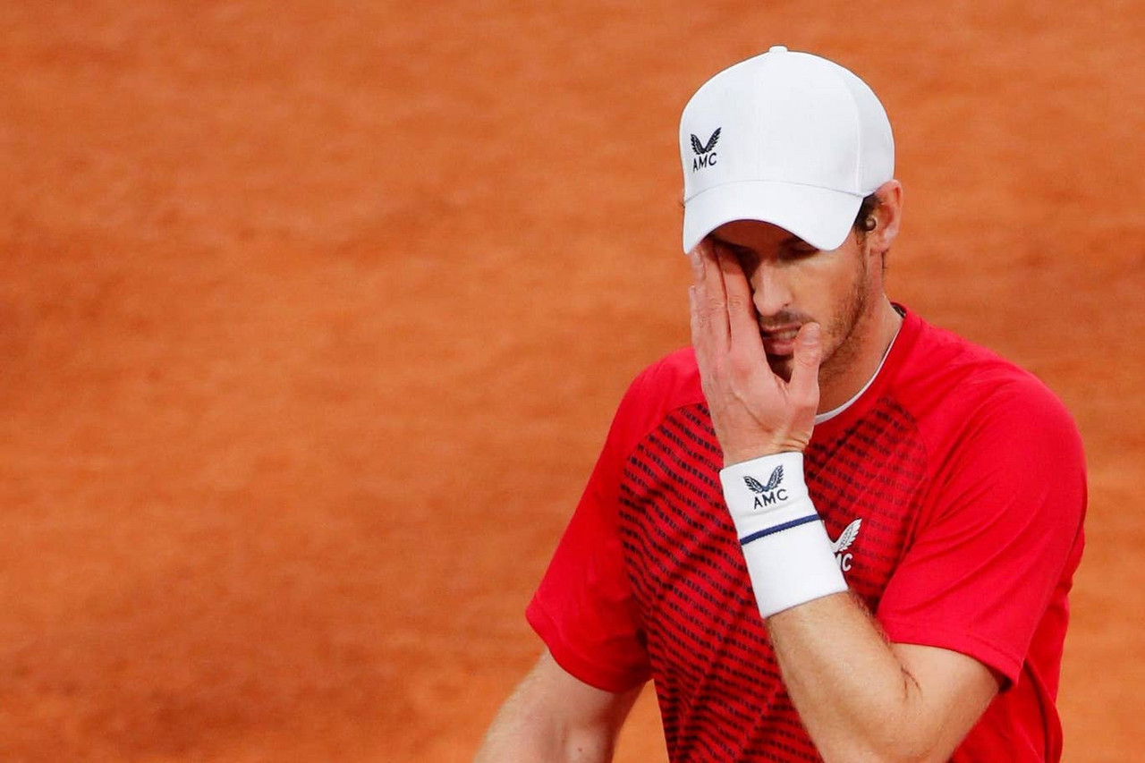 Andy Murray planning busy finish to 2020 after French Open woe