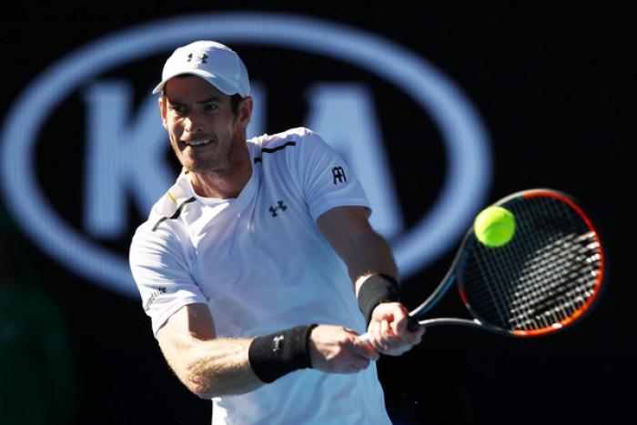 ATP Dubai - Buona la prima per Murray