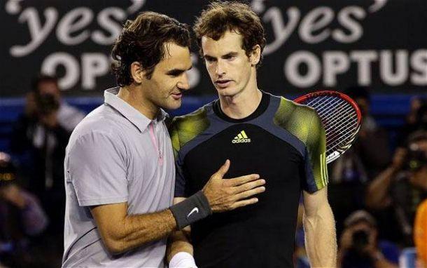 ATP Finals: Federer déroule, Murray se relance