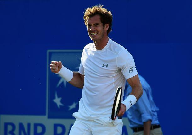 Queen's, Murray alza il trofeo per la quarta volta
