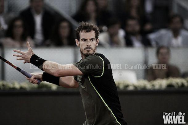 """Andy Murray: """"Las primeras rondas siempre son complicadas"""""""