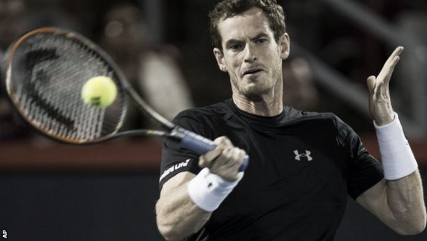 Paris Masters: Andy Murray reaches first ever BNP Parisbas Masters final