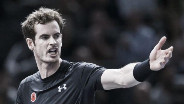 Paris Masters: Andy Murray battles past Richard Gasquet to reach first ever semi-final