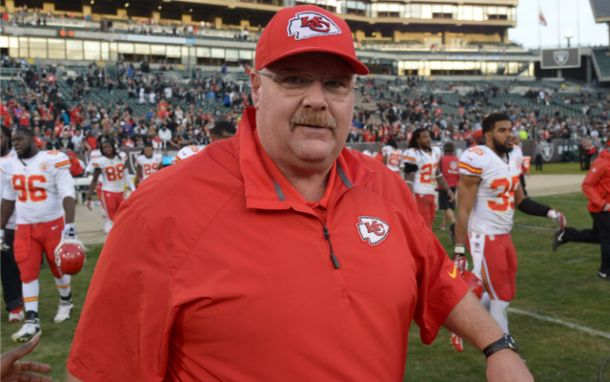 Andy Reid Possibly Prevented A Potential Mariota To Philly Trade