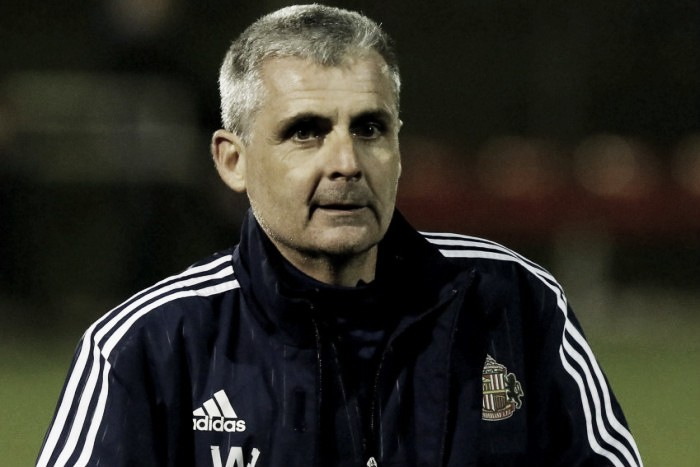 Andy Welsh keen for Sunderland's under-21s to continue promising development