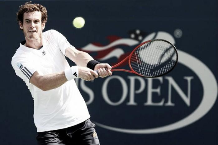 Andy Murray va en busca del último Grand Slam del año