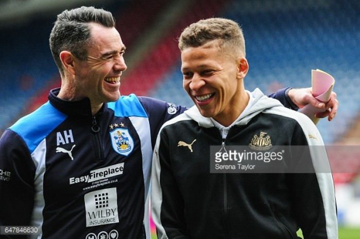 Huddersfield captain Hudson takes up coaching role