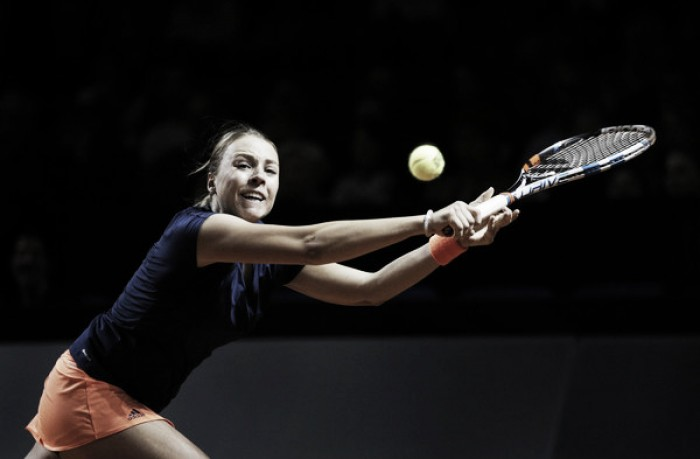 WTA Rome: Anett Kontaveit upsets world number one Angelique Kerber