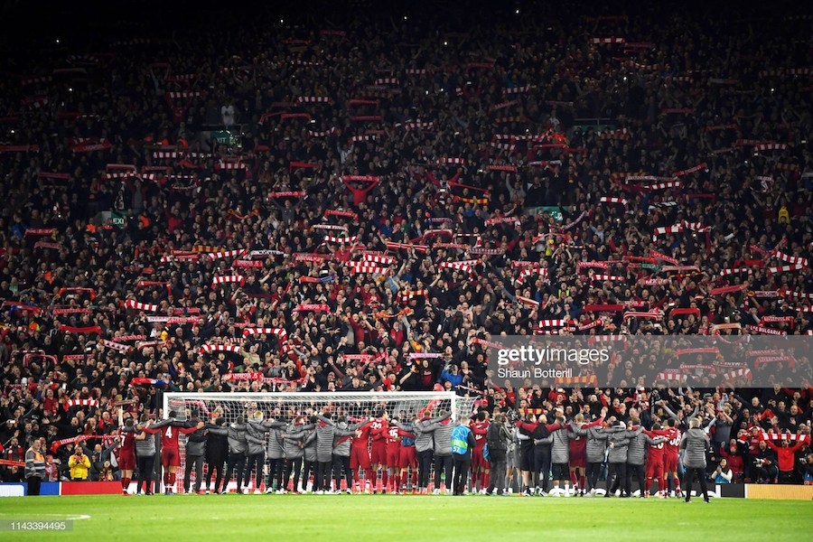 Liverpool FC's 2019/20 fixtures and where to watch them