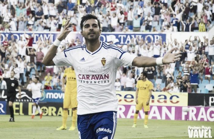 Ángel, el mejor frente al UCAM Murcia según la afición
