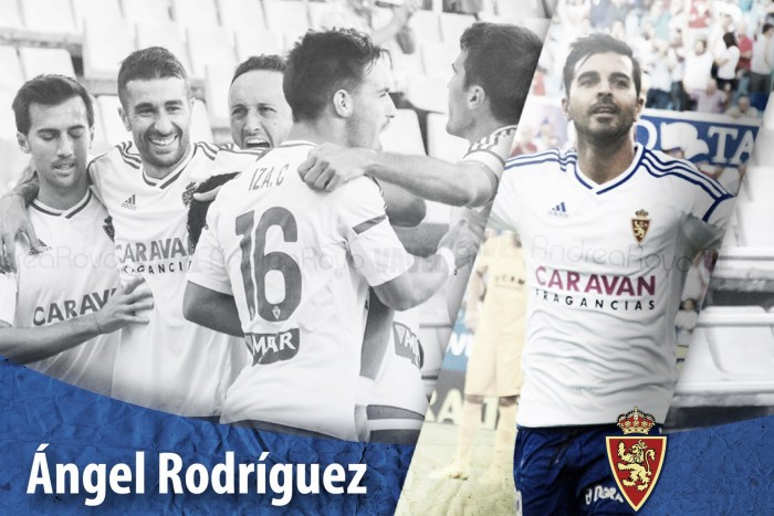 Real Zaragoza 2016/2017: Ángel Rodríguez