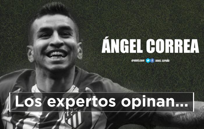 Los expertos opinan: Ángel Correa, cuando el futuro está en casa