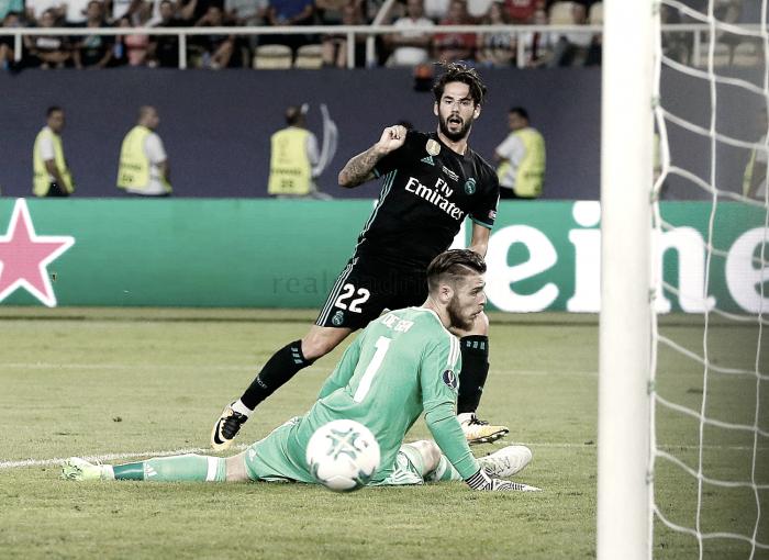 Encuesta VAVEL: Isco, el mejor de la Supercopa de Europa