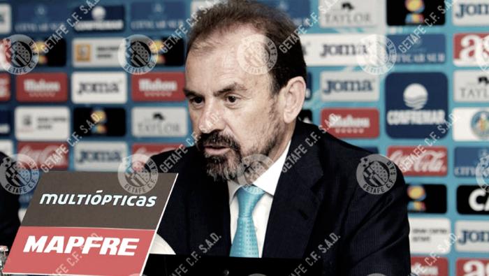"""Ángel Torres: """"No estamos muy contentos con el césped"""""""