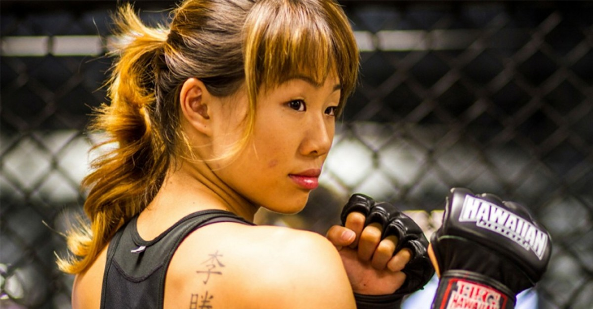 "ONE Championship Superstar Angela ""Unstoppable"" Lee"