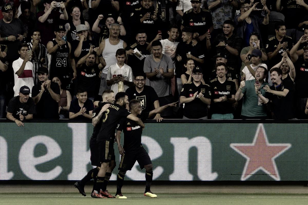 LAFC lanzado al liderato, Orlando City directo al Infierno