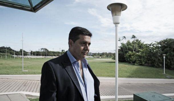 Angelici: ''Nunca vi a River como candidato''