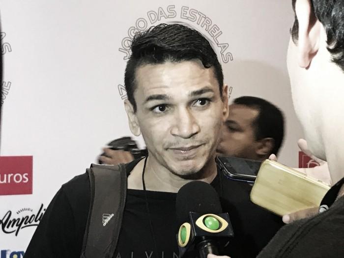 No Jogo das Estrelas, Angelim relembra hexa e avalia o ano do Flamengo