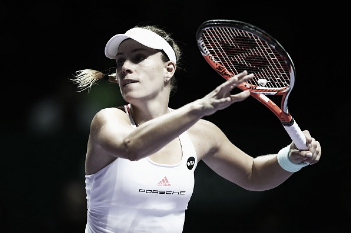 WTA Finals: Angelique Kerber signs third straight win, eliminates Madison Keys