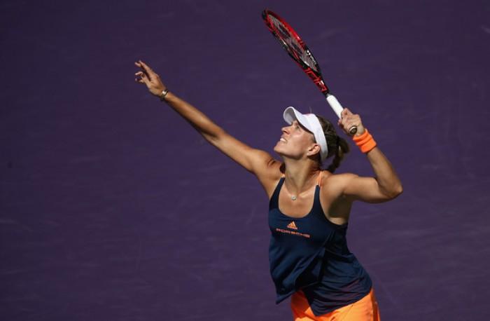 WTA Monterrey, il tabellone: subito Kerber - Schiavone