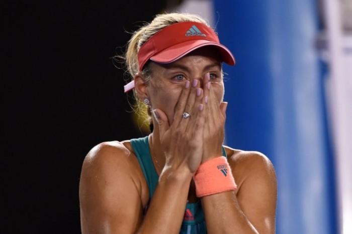 Australian Open 2016, la sorpresa è servita: Kerber trionfa in finale contro Serena Williams