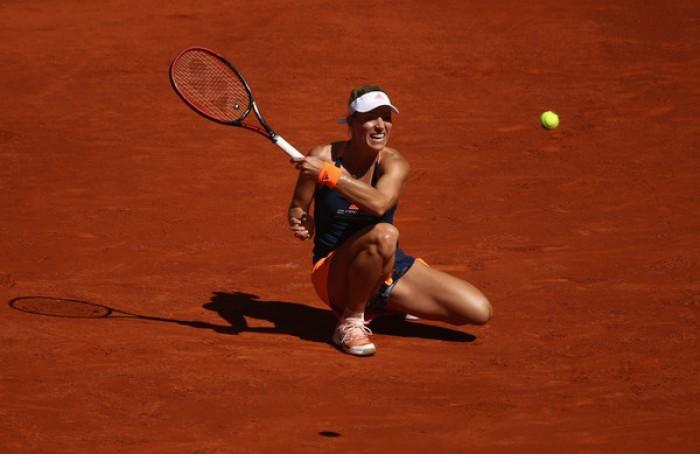 WTA Madrid - Il programma di lunedì: Kerber, Ka.Pliskova e Sharapova sul centrale