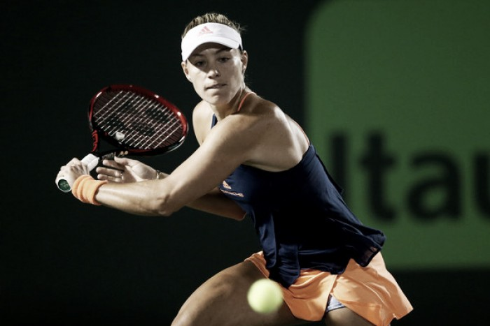 Angelique Kerber, Johanna Konta wins in third round at Miami Open