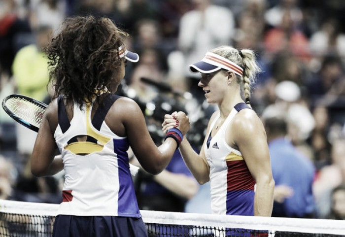WTA Beijing first round preview: Angelique Kerber vs Naomi Osaka