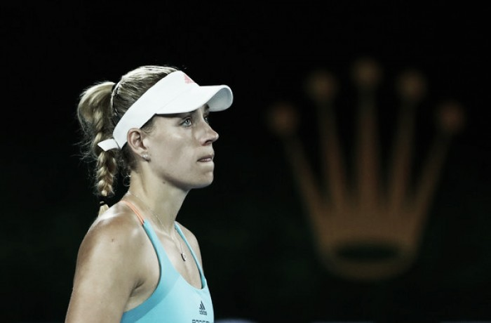 2017 Season Review: Angelique Kerber's struggles and loss of form