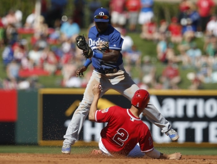 Los Angeles Angels and Los Angeles Dodgers Combine for 26 Runs, End in Tie