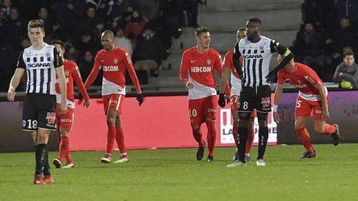Angers-Monaco: Le rouleau compresseur Monégasque