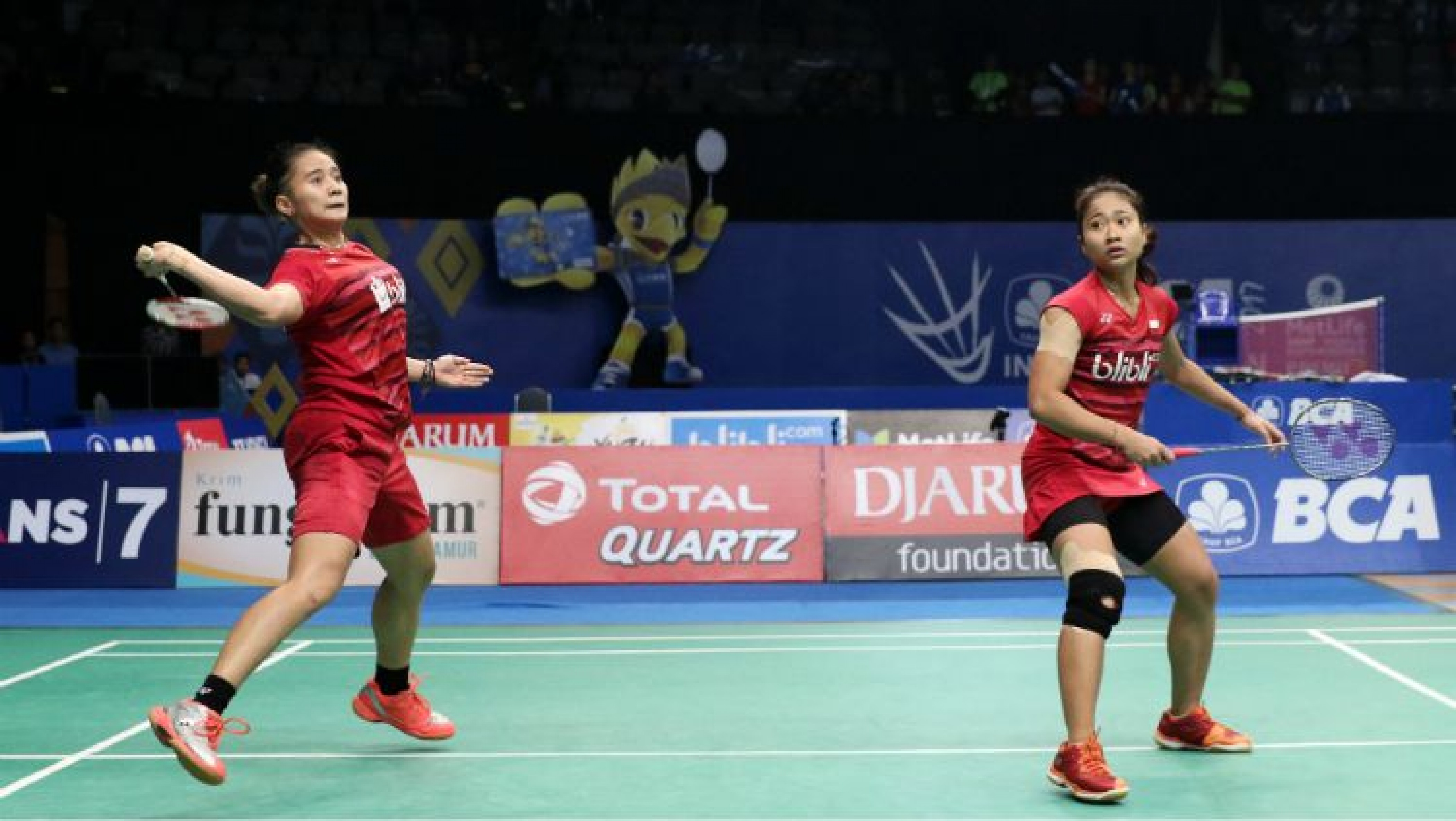 Ganda Putri Indonesia Anggia/Ketut Terhenti di Japan Open 2018