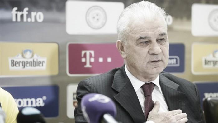 Seleccionador de Rumanía: Anghel Iordănescu, la veteranía rumana