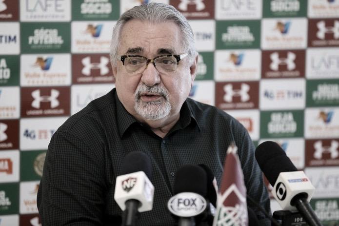 Protesto: jogadores do Fluminense não treinam por conta de salários atrasados