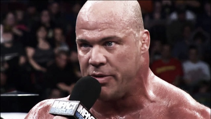 Kurt Angle on possible WWE return