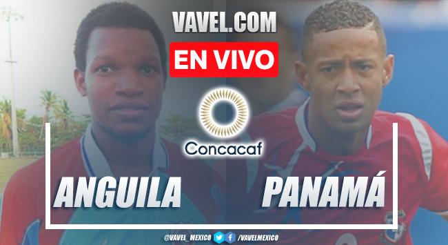Goles y resumen del Anguila 0-13 Panama en Eliminatorias CONCACAF 2021