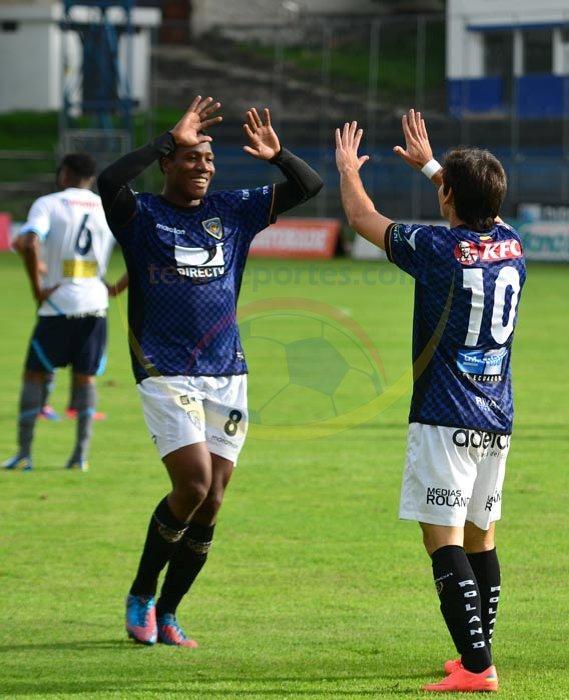 Independiente venció por la mínima en el Rumiñahui.