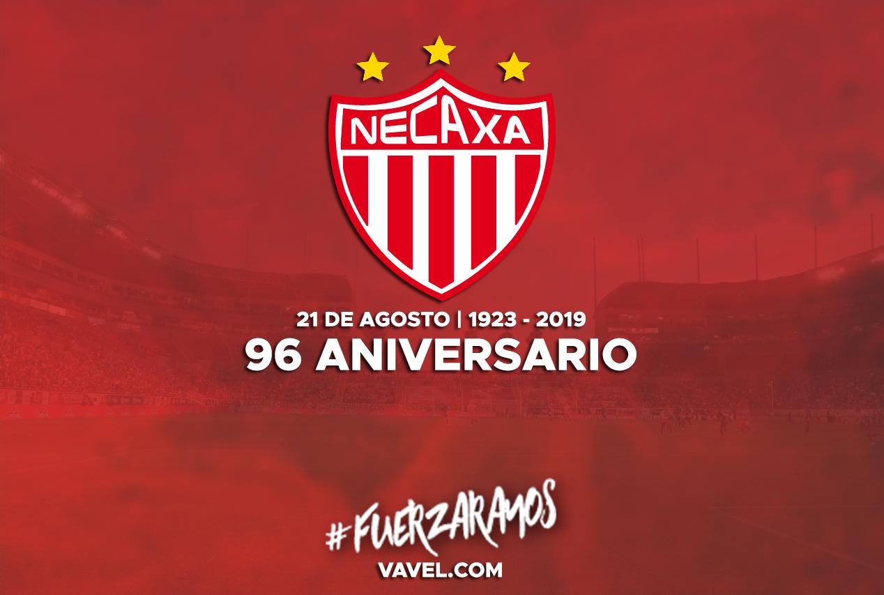 96 años del Club Necaxa: una historia de ida y vuelta