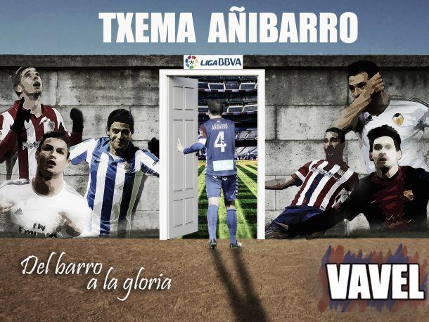 """Entrevista. Txema Añibarro: """"Nuestro ejemplo tiene que dar fuerza a ... - Vavel.com"""