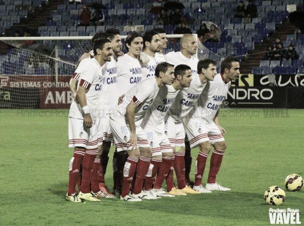 Real Zaragoza - SD Ponferradina: puntuaciones de la Ponferradina, jornada 15 Liga Adelante