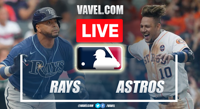 Highlights: Tampa Bay Rays 3-4 Houston Astros in MLB 2021